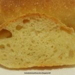 Pane in cassetta con lievito madre a lunga lievitazione