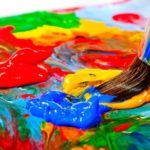 Pittura con i colori a tempera: idee da provare