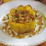 Ricette di Natale: sformato di patate e baccalá un secondo piatto delicato e tradizionale.