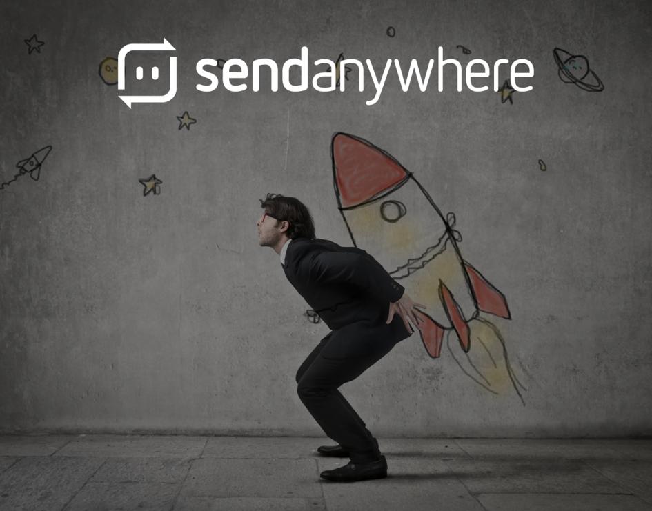 Send Anywhere: inviare files fino a 4 Gb