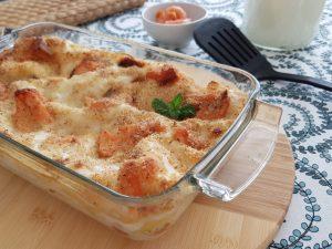 Lasagne al salmone: la ricetta di un primo piatto semplice e delizioso