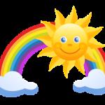 """""""Che cos'è l'arcobaleno?"""" filastrocca di Roberto Piumini"""