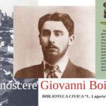 Conoscere Giovanni Boine: laboratorio educativo didattico per bambini e ragazzi