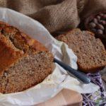 Torta integrale senza zucchero, latte e uova