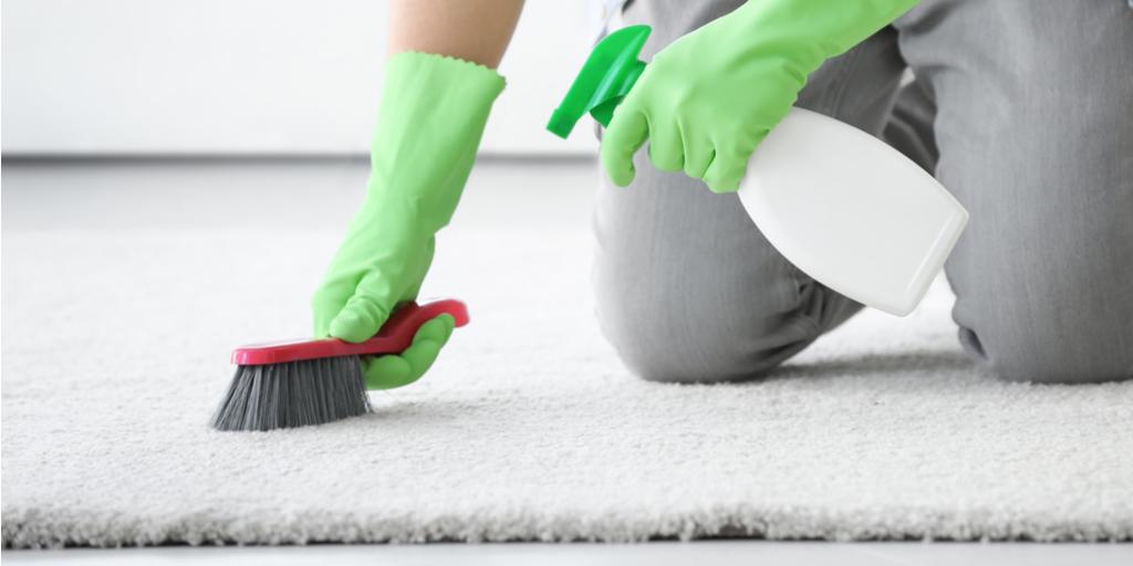Come Pulire Tappeti : Come pulire i tappeti di casa italia all scuola