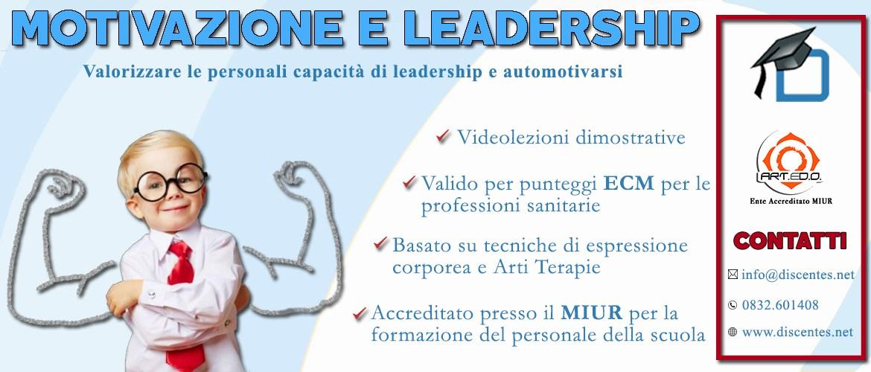 Giochi di Creatività: Motivazione e Leadership