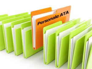 Personale Ata, modello D3 disponibile per il 4 marzo