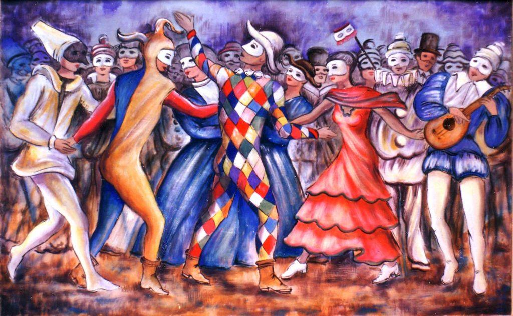 Le filastrocche di Carnevale del grande Gianni Rodari