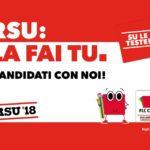 Elezioni RSU 2018: si vota il 17, 18 e 19 aprile 2018