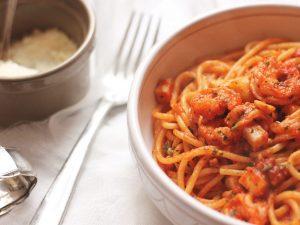 Amatriciana di mare: la ricetta del piatto al sapore di mare