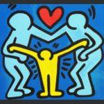 Il gioco delle forme ispirato a Keith Haring