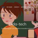 Dida-Tech: due maestre appassionate di tecnologie in un sito web