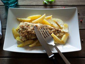 Coda di rospo al forno: la ricetta del secondo piatto dal sapore delicato