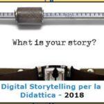 Gli strumenti per il digital storytelling in una mappa da Gianfranco Marini