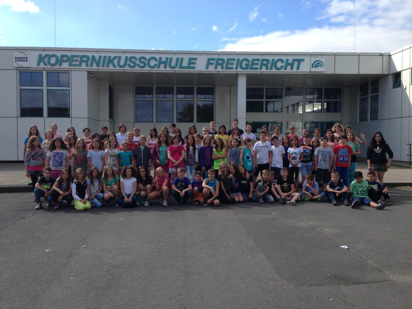 Kopernikusschule di Freigericht