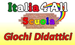 Giochi Didattici Scuola.Italia4All.it