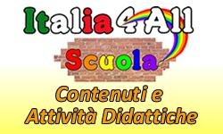Contenuti e Attività Didattiche Scuola.Italia4All.it