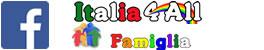 Italia4all Famiglia- Pagina Facebook