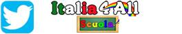 Italia4all Scuola - Twitter