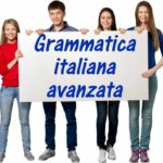 Grammatica italiana avanzata livello A1 – C2