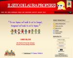 Il sito di Laura Properzi
