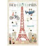 Una cicogna sulla Tour Eiffel?