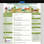 """""""BIMBI E WEB"""" – Il Portale per i bambini"""