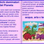 Dinosauri gli animali della Preistoria