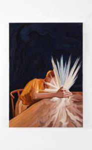Maurizio Bongiovanni, Online, 2016, oil on canvas, 50×70 cm